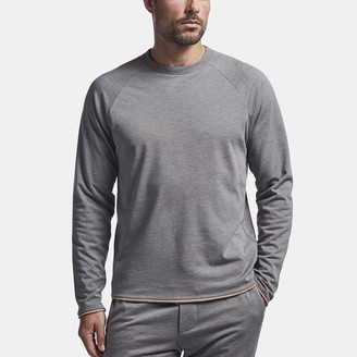 James Perse Y/Osemite Mesh Lined Sweatshirt