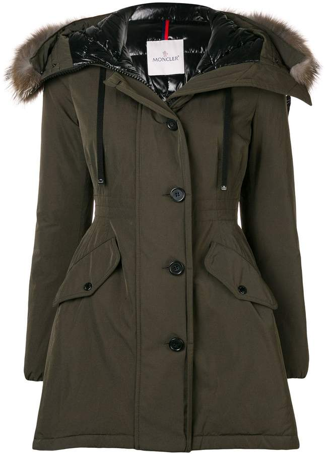 f83603029 Monticole parka coat
