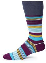 Paul Smith Multi-Stripe Dress Socks
