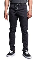 G-Style USA Mens Slant-Pocket Skinny Joggers - - G14G