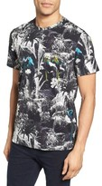 Ted Baker Men's Tropar Graphic Print T-Shirt