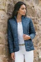 Soft Surroundings Cozy Quilted Jacket