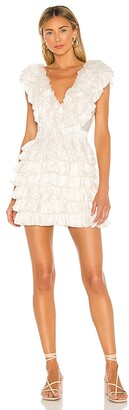 Majorelle Theodore Mini Dress