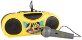 Transformers Bumblebee Karaoke Radio
