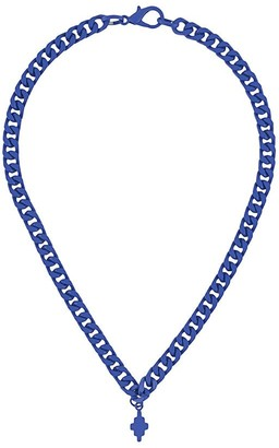 Marcelo Burlon County of Milan Cross pendant necklace