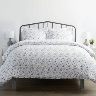 Home Collection Premium Ultra Floral Duvet Cover Set