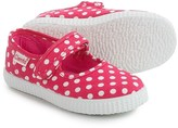 Cienta Polka-Dot Mary Jane Shoes (For Toddlers and Little Girls)