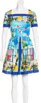 Dolce & Gabbana Spring 2015 Portofino Dress