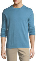 ATM Anthony Thomas Melillo Slim Cashmere Crewneck Sweater