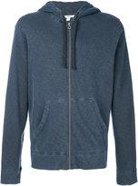James Perse zip hoodie