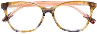 Missoni Eyewear Square-Frame Glasses