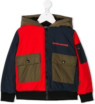 Little Marc Jacobs Colour Block Jacket