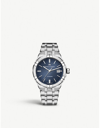 Maurice Lacroix AI6008-SS002-430-1 Aikon stainless steel watch