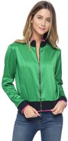 Juicy Couture Outlet - BONDED SATIN JACKET