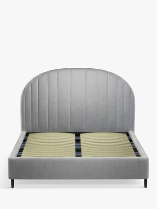 John Lewis & Partners Gradient Upholstered Bed Frame, Double