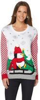 Jeffrey Banks Ugly Christmas Sweater