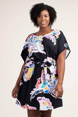 Trina Turk Seychelles Plus Tunic
