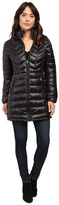 Jessica Simpson Long Packable Jacket with Hood