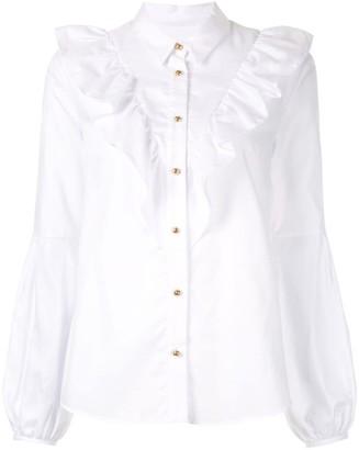 macgraw Edie ruffle shirt
