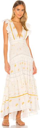 LoveShackFancy Cortland Dress