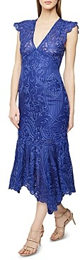 Reiss Anastasia Lace Dress