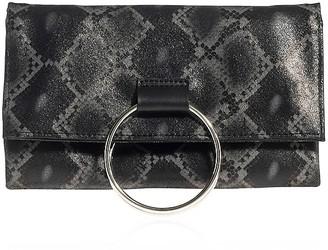 Express Joanna Maxham Leather Convertible Mini Loop Tote