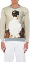 Undercover Men's Painting-Print Cotton Sweatshirt