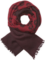 Scotch & Soda Oversized Wool Scarf