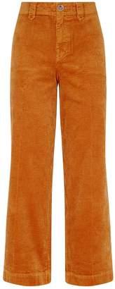 Paige Corduroy Nellie Culotte Jeans