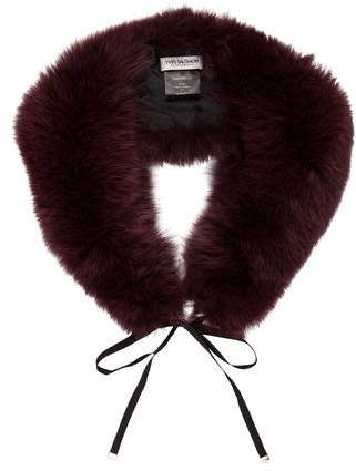Yves Salomon Fox Fur Stole
