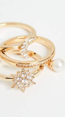 Kate Spade New York Ring Set