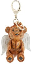 MCM Women's Angel Bear Bag Charm - Brown