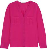 Vanessa Bruno Favio silk crepe de chine blouse