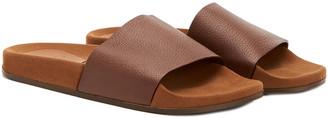 Aquatalia Percy Weatherproof Leather Slide