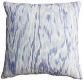 Kim Salmela Cascade 20x20 Cotton Pillow - Purple
