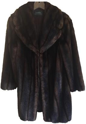Lauren Ralph Lauren Brown Faux fur Coat for Women