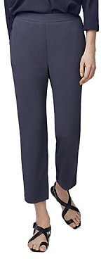 b new york Cropped Pull-On Pants