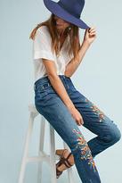 Pilcro and the Letterpress Pilcro Mid-Rise Boyfriend Ankle Jeans