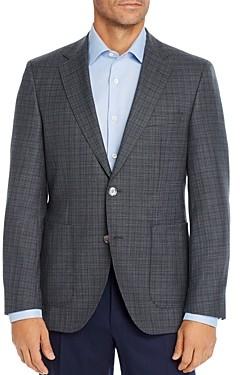 BOSS Janson Tonal Plaid Regular Fit Sport Coat
