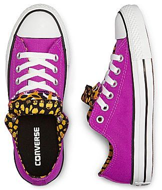 Converse Chuck Taylor® Double-Tongue Sneakers