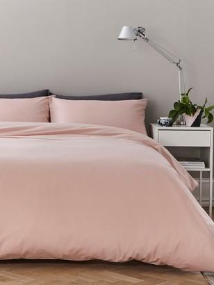 Silentnight Pure Cotton Duvet Cover Set - Double