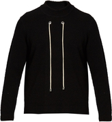 Craig Green Bouclé wool-blend sweater
