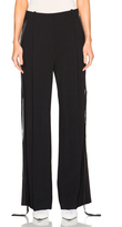 Givenchy Trousers with Detached Satin Band