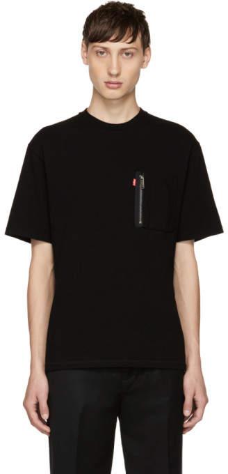 Christian Dada Black Signature Flight T-Shirt