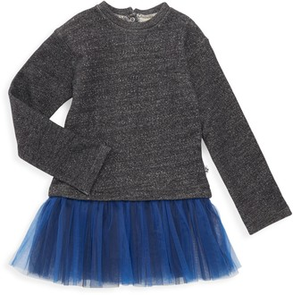 Noë & Zoë Berlin Baby Girl's Tutu Hem Sweater