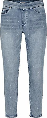 Tribal Women's Pull ON Ankle Jegging
