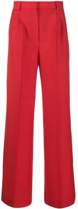 Fendi Wide Leg Trousers