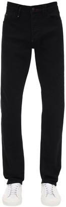 Philipp Plein Slim Cotton Denim Jeans