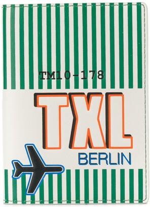 Tila March TXL Berlin passport cover