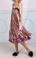 Maria Lucia Hohan The Mili Pleated Dress
